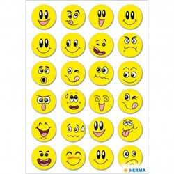 Bild von HERMA Magic Sticker Smiley